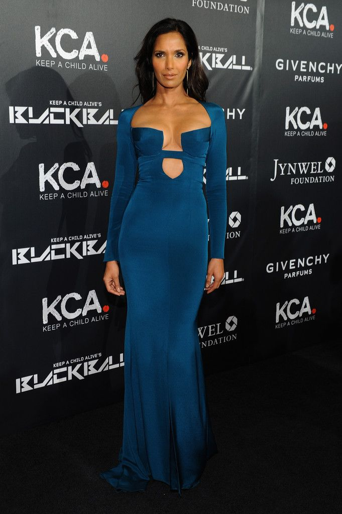 Padma Lakshmi Photos - 11th Annual Keep a Child Alive Black Ball - Zimbio
