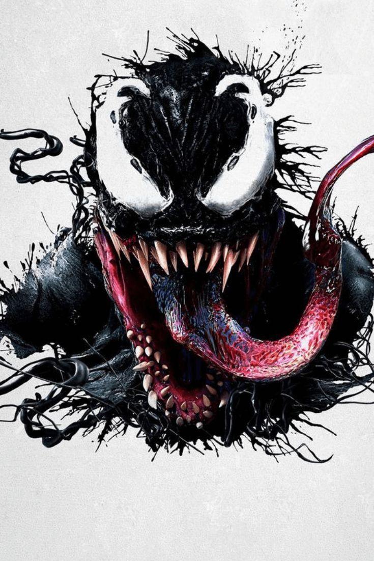 Las mejores imágenes de Venom para utilizar como wallpaper en tu celular