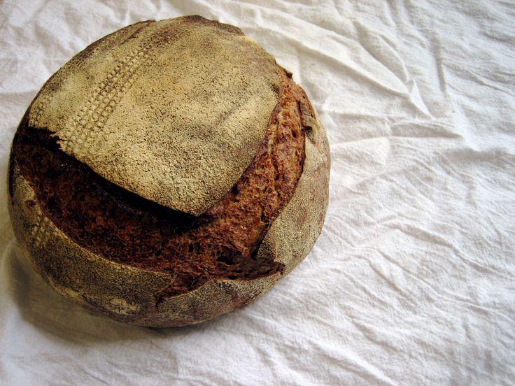 Barley And Rye Bread