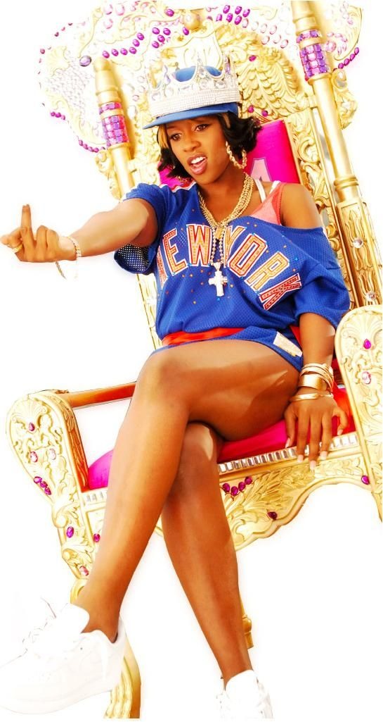 So glad Remy is now out of prison - can't wait for her new material! #hiphop #rap