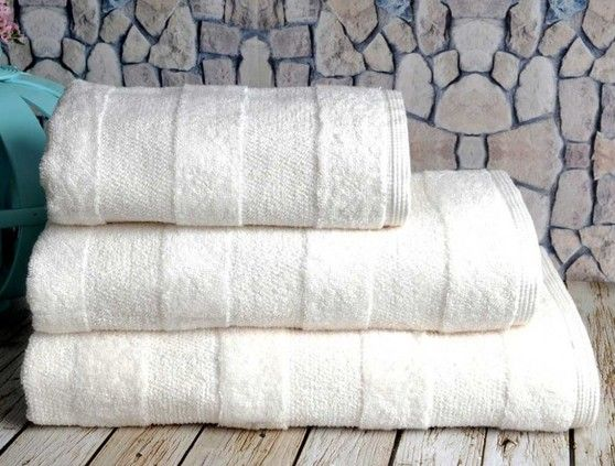 Ręcznik Nova Krem 90x150 cm