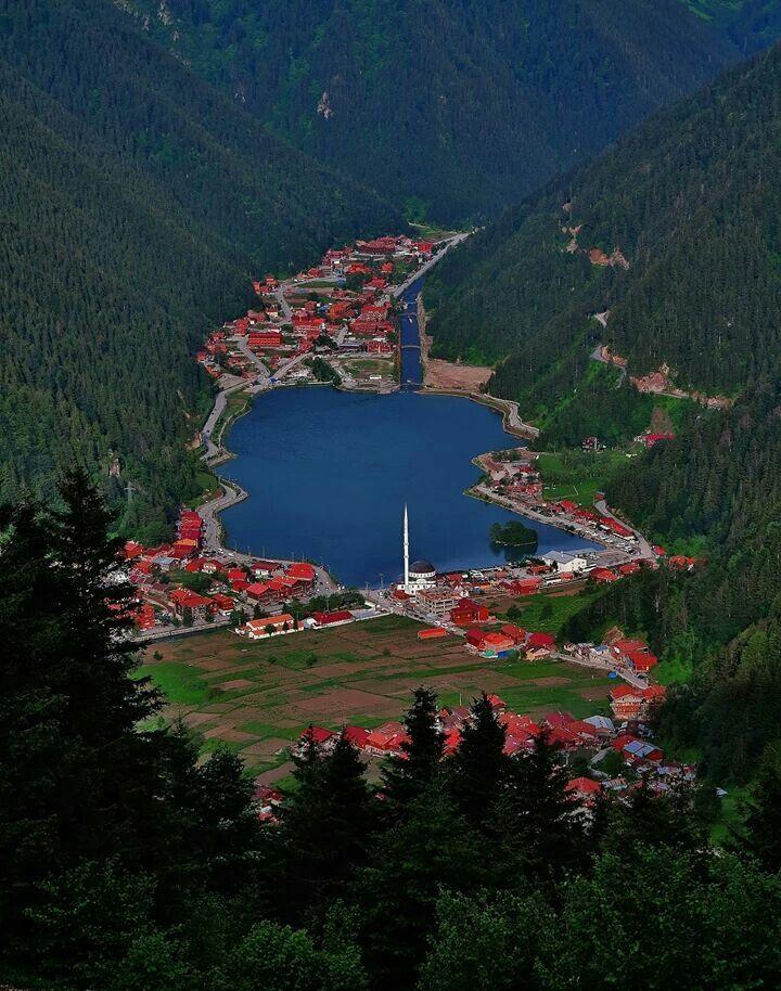 Uzungöl /Karadeniz Turkey