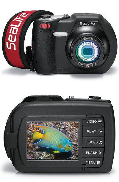 Underwater Photography 91567: Sealife Dc1400 Camera Item #Sl720 -> BUY IT NOW ONLY: $299 on eBay!