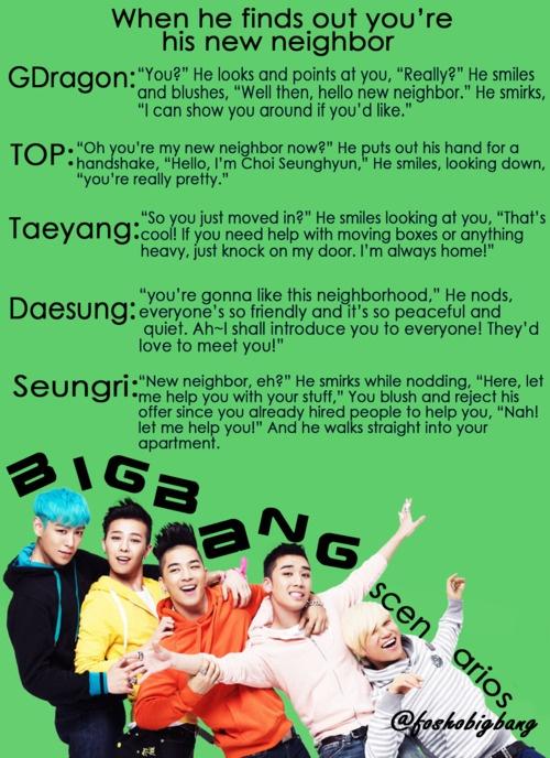 Big+Bang+scenarios | big bang scenarios g dragon taeyang sceanrios taeyang top sceanrios ...