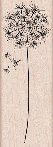 Hero Arts Woodblock Stamp, Dandelion Hero Arts, Inc. http://www.amazon.com/dp/B001VNE9AC/ref=cm_sw_r_pi_dp_5Q.ivb0B1GFQ3