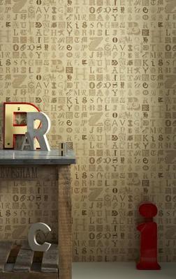 Typecase Wallpaper