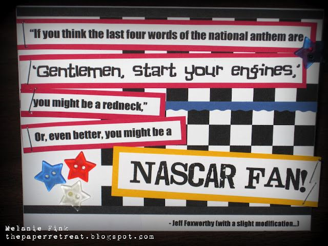 76 best images about Car Racing – Nascar Birthday Cards