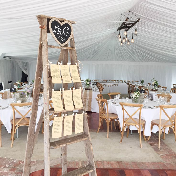 Seating arrangement at Old Broadwater Farm || Styling by yours truly x