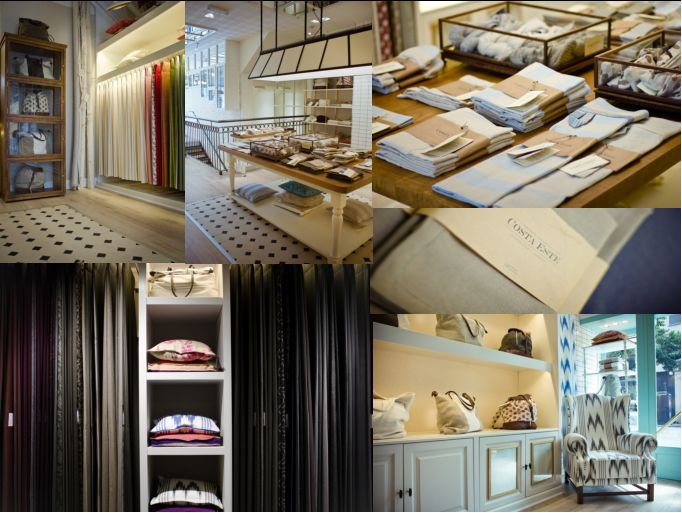 Some pictures of our designed store interior.