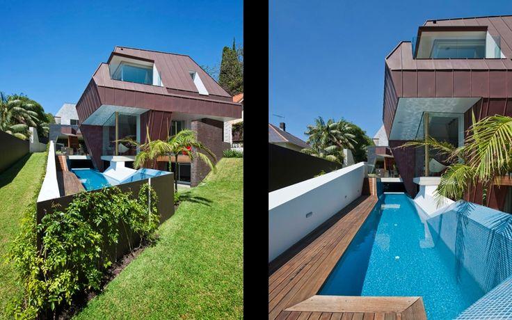 MCK Architects / DPR House / Wilkinson Award Winner 2011