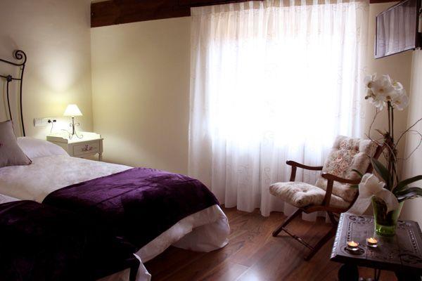 Nº 15 – Habitación Doble | La Piñorra de Vinuesa