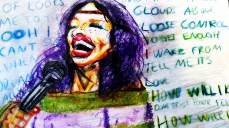 Singing Helene H.Hagen