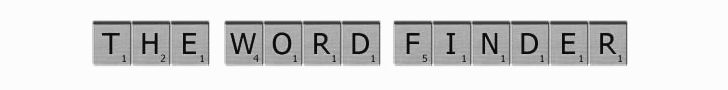 Word Descrambler Use this when playing Words With Friends or just Scrabble to get a list of possible words with your letters.