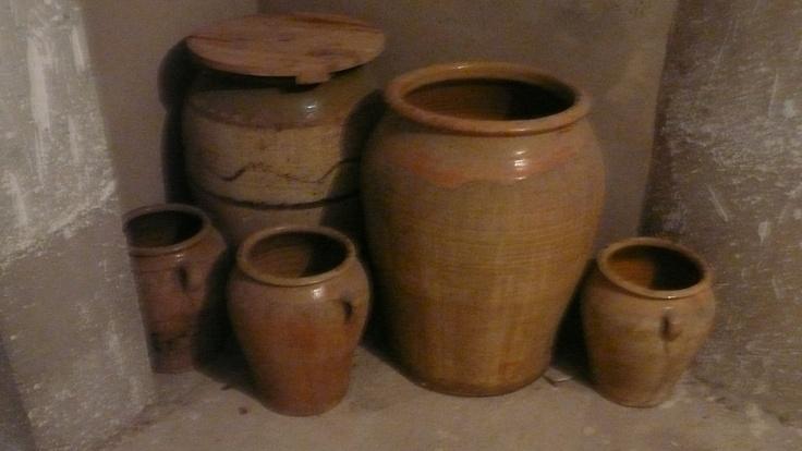 Decoracion Jarrones De Barro ~ tinajas de barro grandes more barro grandes vasijas anforas jarrones