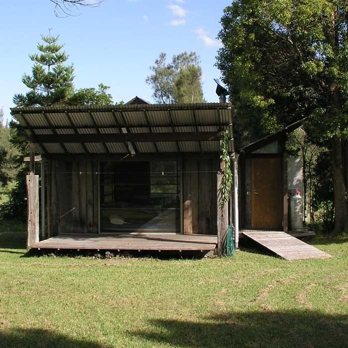 Guest studio, Kempsey. By Glenn Murcutt