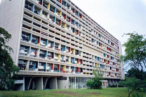 Le Corbusier Unite