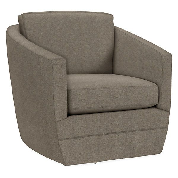 Ford Swivel Chair | Swivel chair, Fabric chairs and Living