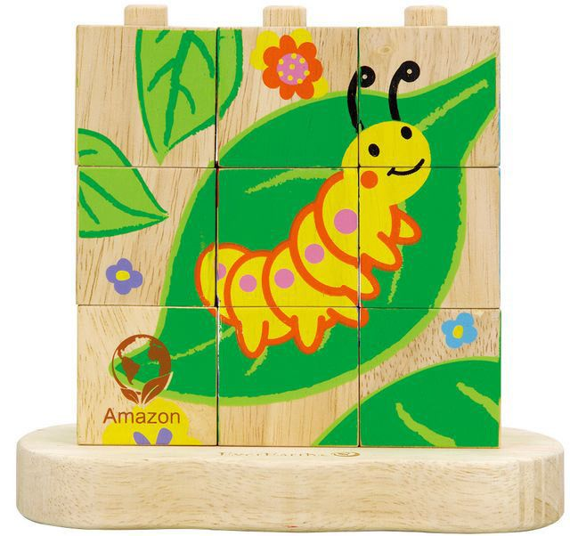 Amazon Stacking Block Puzzle | Play and Grow Toys