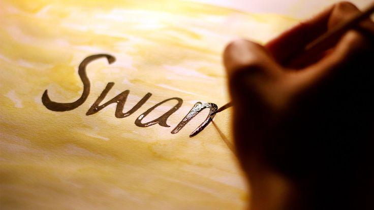 #process #making #filmmaking #watercolor #animation #swan #clip #gouache #filmaboutfilm #creating #art #cartoon #2D #cutout