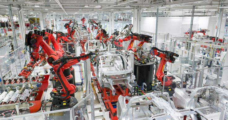 Tesla Factory Tour Reveals Model X Mania: An in-depth tour of Tesla's factory highlights rapid growth undeniable ambition and massive hurdles. #Tesla #Models #car #Automotive #cars #Autos