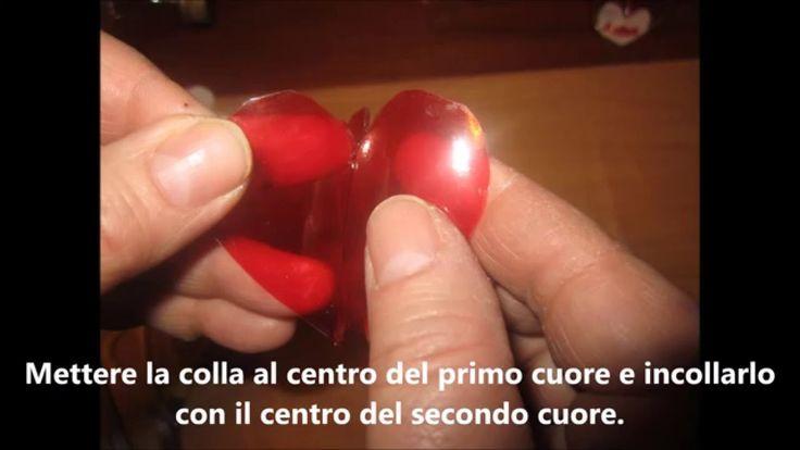 San Valentino , festa mamma cuore  FAI DA TE/Valentine's day Mother's Da...
