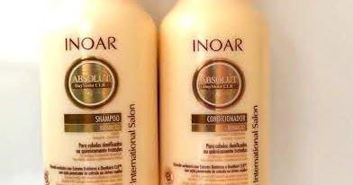 Se você procura shampoo e condicionador que realmente tratem o cabelo,então essa resenha é para você.   A linha Absolut Daymoist da Inoar  ...