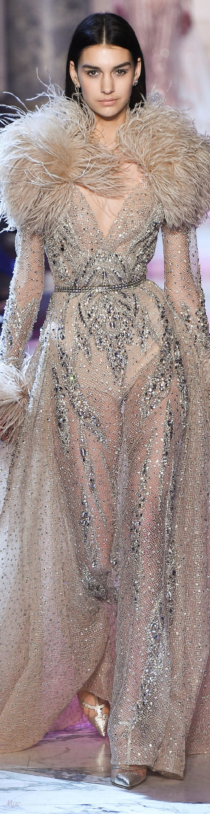 Spring 2018 Haute Couture Elie Saab