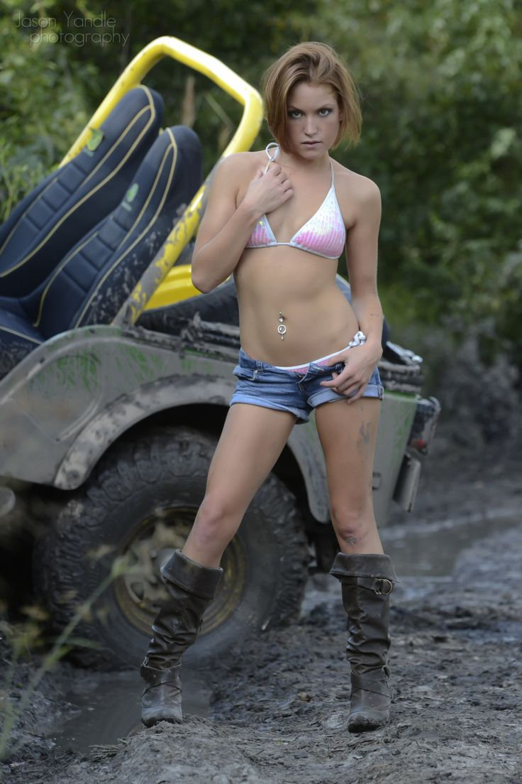 from Gregory nude babes on jeeps