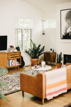 A rustic style living room design | Décor Aid