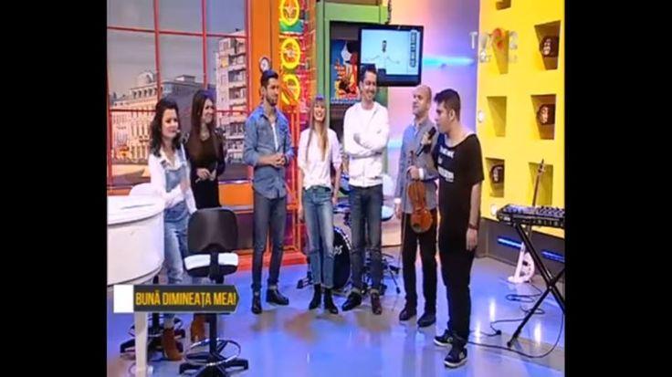 "REDSQ live @ TVR2 - ""Buna dimineata mea!"" 29-OCT-2015"