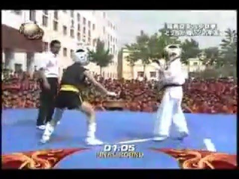 Kyokushin Karate vs Kung Fu Super Kid's Fight