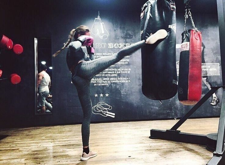 Uploaded By Ldove0517 Find Images And Videos About Girl Fitness And Fit On We Heart It The App To Get Lost In W Fitness Body Martial Arts Sport Motivation