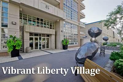 Beautiful 1 Bedroom + Den For Rent! Liberty Village