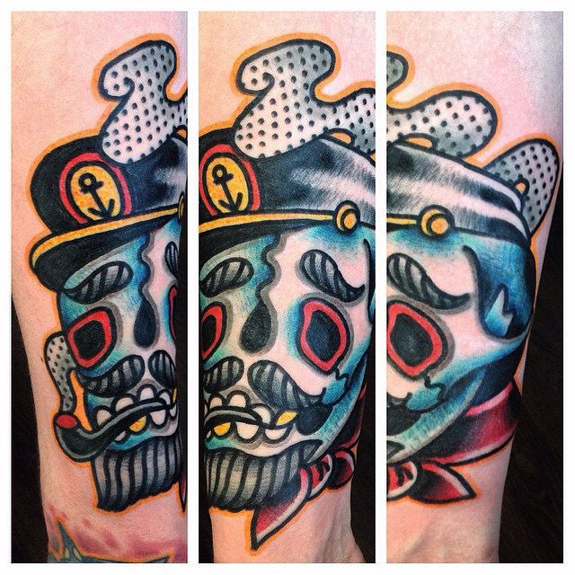 80 Bright Color Tattoo Design Ideas: 1000+ Ideas About Bright Colorful Tattoos On Pinterest