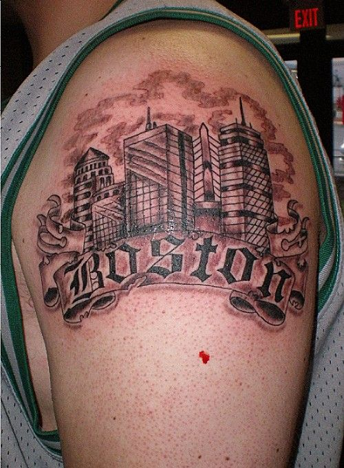 best 25 boston tattoo ideas on pinterest boston skyline boston art and city tattoo. Black Bedroom Furniture Sets. Home Design Ideas