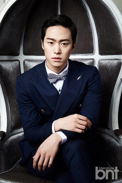 Gong Myung talks about being envious of fellow 5urprise bandmate Seo Kang Jun | allkpop.com