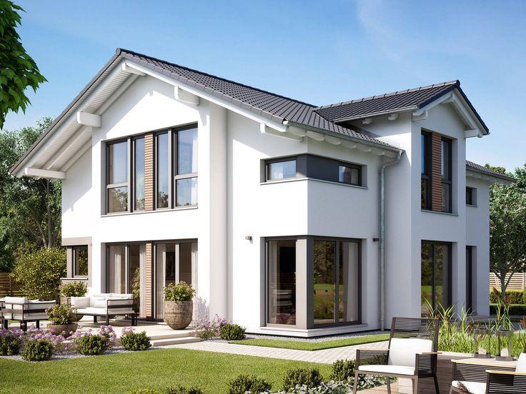 Holzhaus Bauen, Haus Gestalten, Bien Zenker, Grundrisse, Hausbau, Haus  Architektur, Hausfassaden, Haus Design, Wohnen