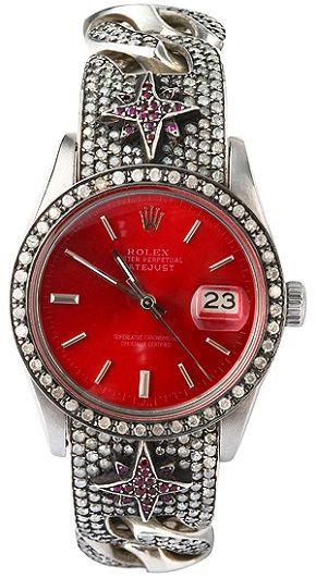 Loree Rodkin vintage Rolex