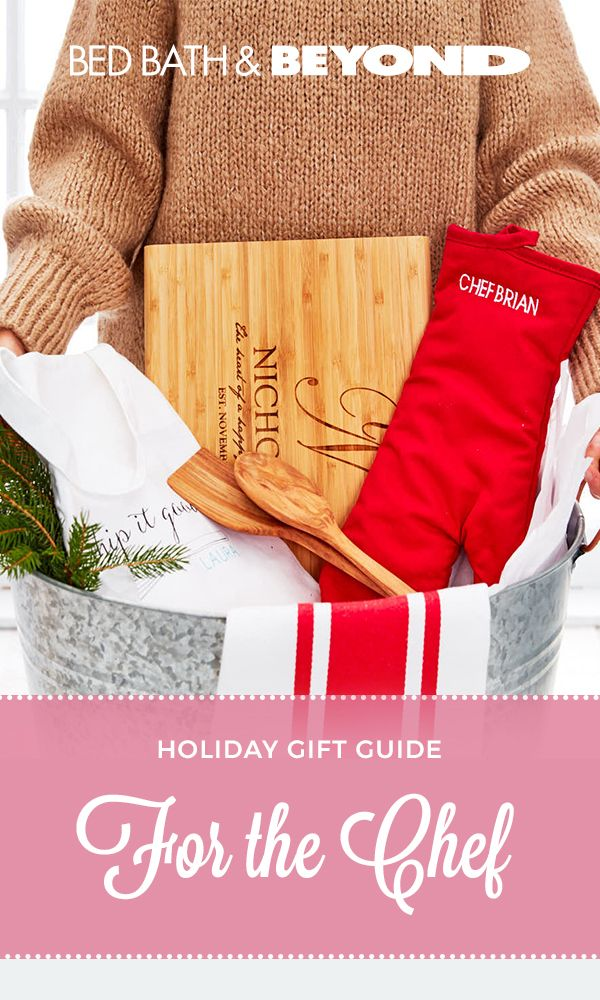 We Cooked Up The Perfect Gifts With A Personalized Twist From Cutting Boards To As Oven Mit Home Kitchen