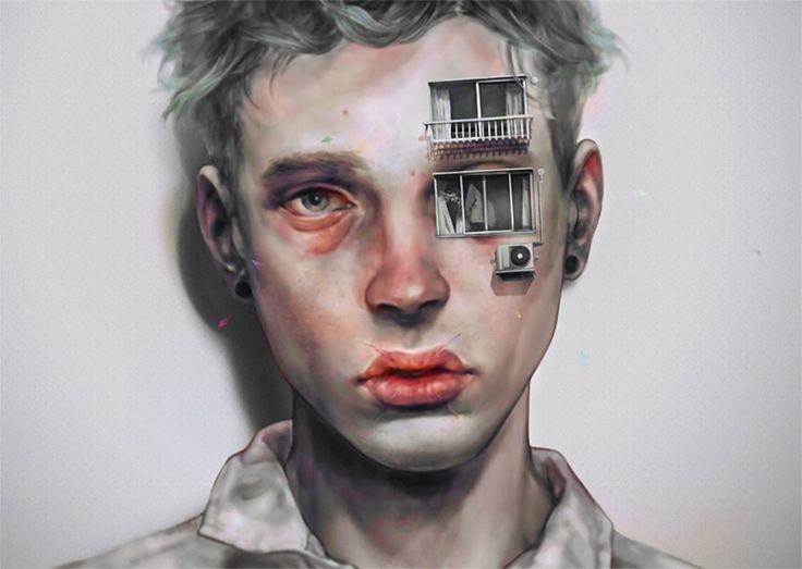 Retratos de um artista anônimo