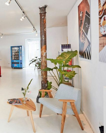Woodies at Berlin, Amsterdam, Netherlands.