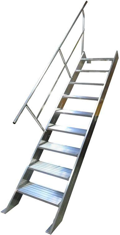 Escalera fija