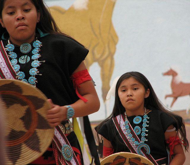 Navajo Basket Dance