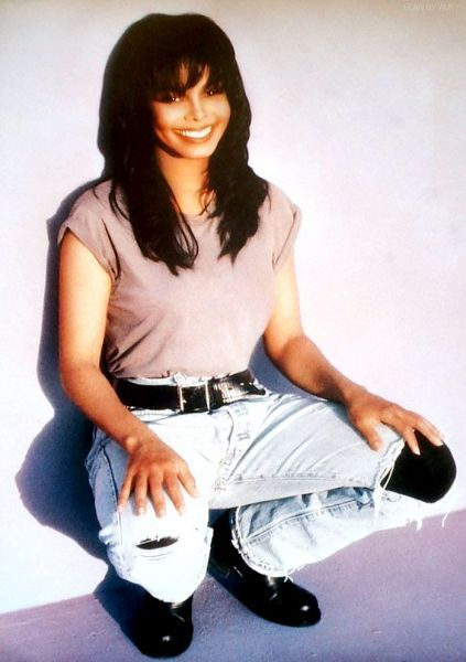 Discuss Anything and Everything Janet Jackson (non-sticky)