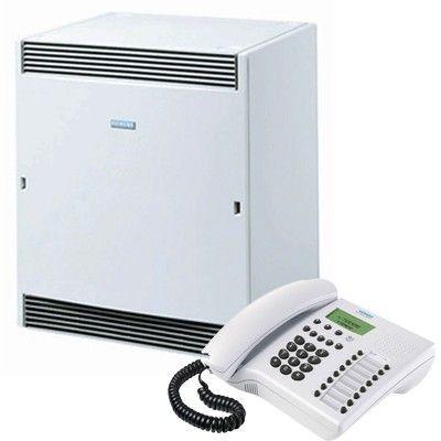 Centrala telefonica analogica Siemens HiPath 1190 cu ISDN PRI 30 + Profiset 3030