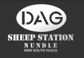 The Dag Sheep Station. Nundle's historic function centre.