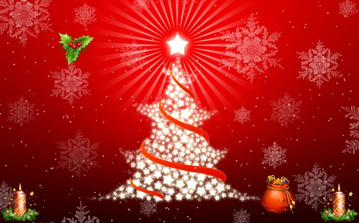 Animated Christmas Pictures   enchanting Merry Christmas Animated Wallpaper made to enjoy christmas ...