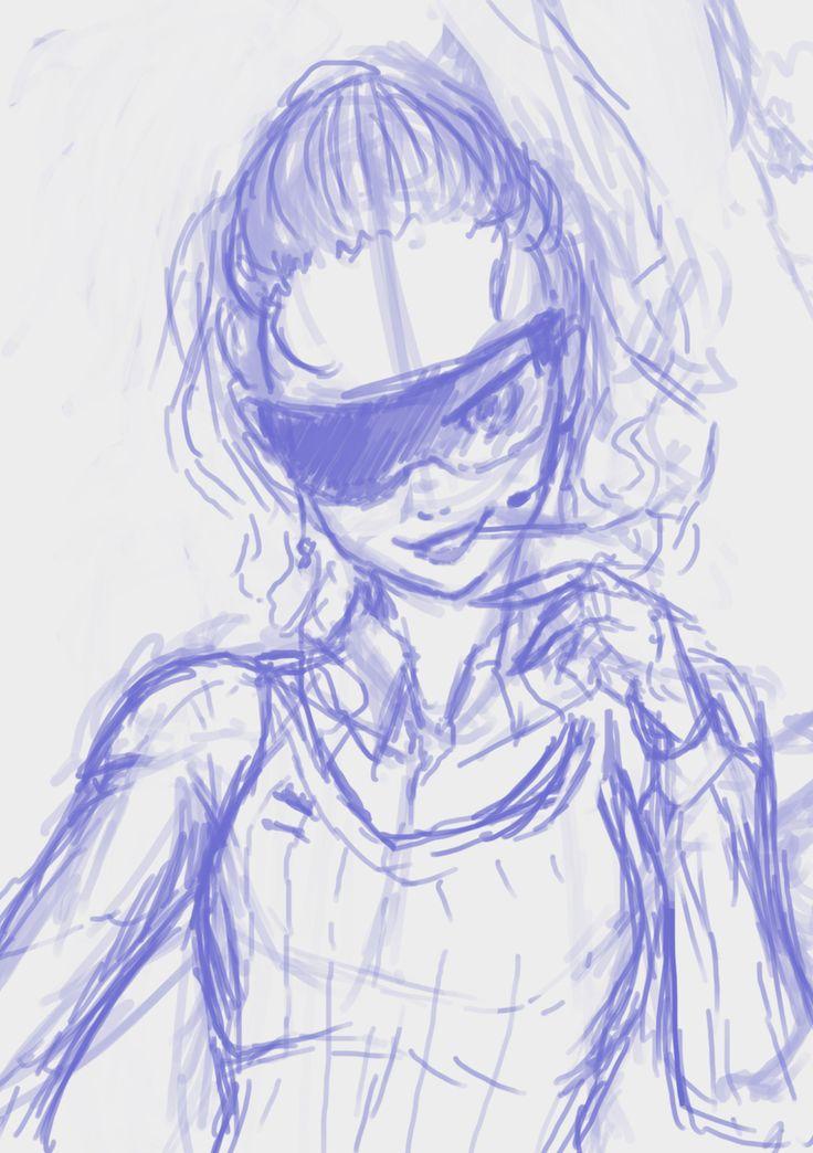 2D - Sketch practice.