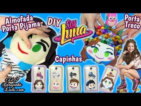 Quer aprender a fazer um Kit Emoji Sou Luna com Almofada Porta Pijama + Capinhas de Celular Transparentes + Porta Treco / Porta Celular? Voa conferir mais essas Corujices da Lu: DIY DISNEY SOU LUNA : Como Fazer Kit Emoji - ALMOFADA porta pijama + CAPINHAS + PORTA TRECO SOY LUNA https://youtube.com/watch?v=9YwMctQtYnQ --- #CorujicesDaLu #DIY #ComoFazer #Disney #DisneyChannel #SouLuna #SoyLuna #PassoAPasso #FaçaVocêMesmo