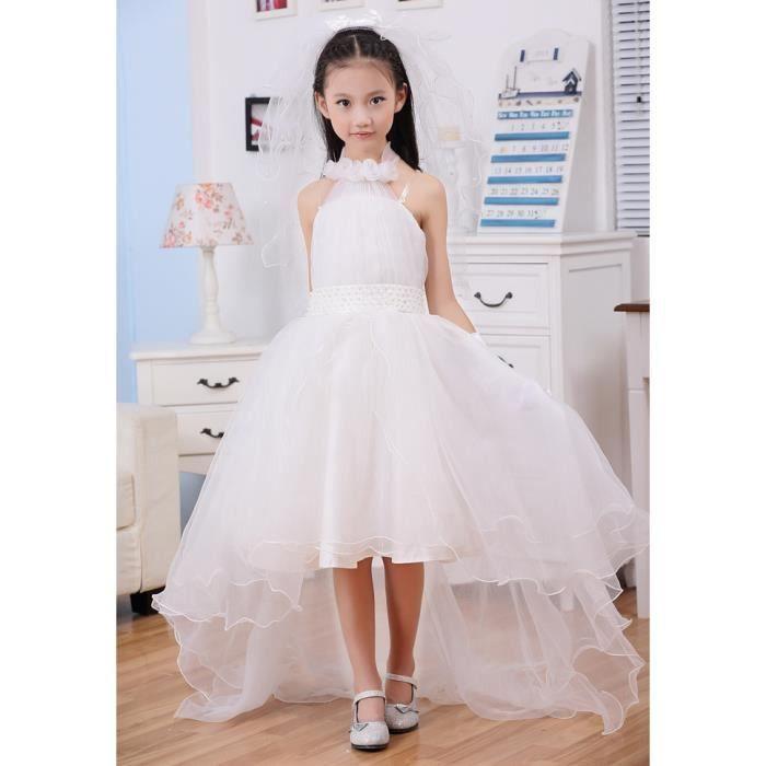robe de mariage pour fille de 10 ans pas
